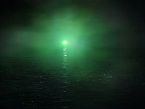The_great_gatsby The green light